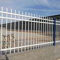 厂家供应重庆围墙栏杆 锌钢护栏 锌钢护栏多钱一米隔离栏