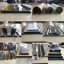 常规木纹铝方通吊顶规格表 佛山欧百建材