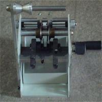 汕头手摇带式电阻成型机 手摇带式电阻成型机MEC-301F多少钱一台