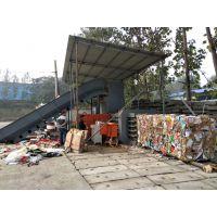 郑州宝泰机械大型废纸箱打包机二手转让厂家销售