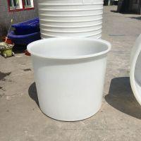 达州酒糟发酵罐桶300LPE塑料发酵缸