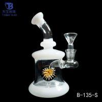 天宝乐TB-0266玻璃水烟枪,水烟壶配件工艺品