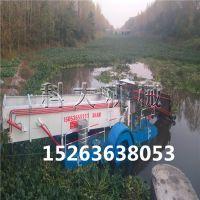 水上除草船、天津河道水草打捞机械、多功能保洁船