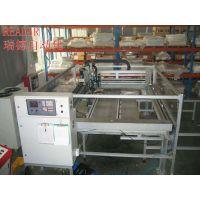 北京涂胶机器人 深隆STT1017 自动涂胶机 涂胶机器人 玻璃涂胶机器人 全自动玻璃涂胶生产线