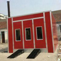 品牌汽车烤漆房 达汇牌 环保标准烤漆房简易型油漆房 加工定制 终身维护