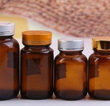 沧州林都供应75毫升棕色广口瓶