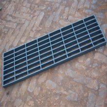 现货楼梯踏步板 沟盖板厂家 锯齿钢格板
