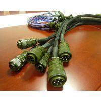 安费诺amphenol军工连接器MS3106A-24-10P带线