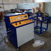 供应赛思特二氧化碳膨胀器充装机 矿产开采二氧化碳充气设备