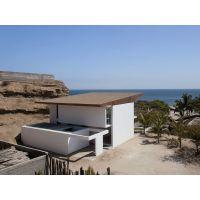 私人定制别墅 轻钢别墅 大圣房屋 秘鲁PuntaVeleros海滩 Q550