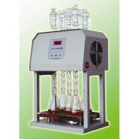 标准COD消解器-6管 HCA-100 COD自动消解回流仪 碳化硅加热 JSS/金时速