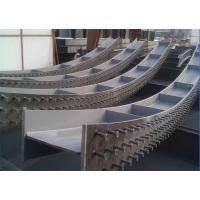 山东三维专业弧形钢结构柱加工