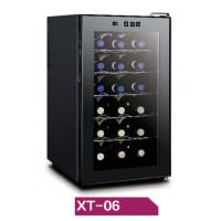 煊霆红酒柜XT-06 简约现代48L红酒柜