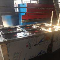 厂家鲁辰LC包教包会油皮机 加厚不锈钢蒸汽腐竹机