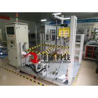 合肥雄强奥迪A6后备箱电动撑杆在线检测台/试验台/测试台