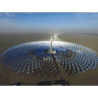 分布式光热太阳能支架来图加工公司-三维钢构