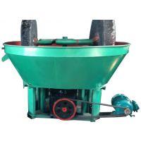 河南沈德全自动湿碾机带动选矿行业的发展