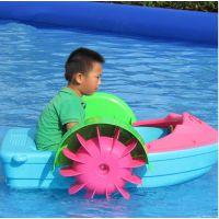 水上游玩的手摇船生意好吗 游乐园水池专用手摇船设备哪买 水上乐园手摇船图片