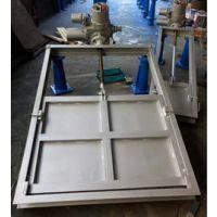 机闸一体式铸铁闸门产品特性密封严密