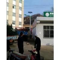 扬州百耀照明科技|陕西绥德县麻地沟村太阳能路灯工程案例