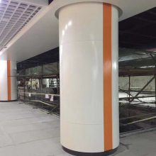 包柱铝单板厂家 北京包柱铝单板报价 专业包柱铝单板