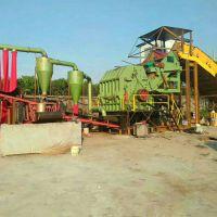 生产中导致废钢破碎机震动的原因是什么