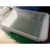 供应营口海鲜筐K101,沈阳塑料筐厂家