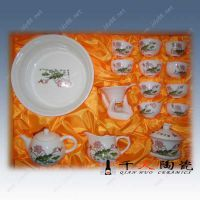 景德镇唐龙陶瓷定制陶瓷茶具毕业设计茶具手工茶具