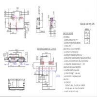 MICRO 3.0 贴片式母座SMT贴板 卷边 10P迈克3.0全贴 铜壳LCP