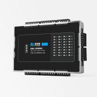 远程IO模块32路开关量转以太网支持主动上传/脉冲输出及1路232透传康耐德品牌