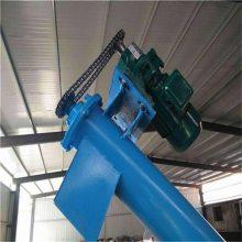 兴亚潍坊市管式装粮螺杆上料机 单轴驱动提升机 饲料管式螺旋提升机