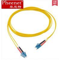 菲尼特多模st光纤跳线光纤跳线参数机房布线技巧
