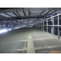 鑫创生产定制平台热镀锌钢格板,耐腐蚀免维护