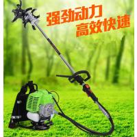 割灌机 苜蓿草饲草收割机 小型手推式汽油割草机