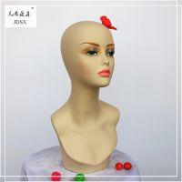 九鼎晟鑫 模特头 女款 假发 配饰 展示道具 精品头模 厂家直销