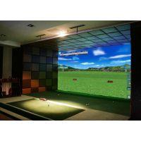 北京室内高尔夫模拟器厂家 18519026637