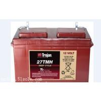 Trojan邱健6TJ-65免维护胶体电池网络机房配套邱健蓄电池