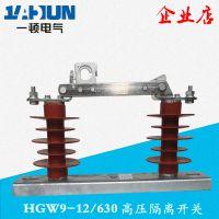 新型HGW9-12KV/630A隔离开关户外高压刀闸10KV-400A 200A隔离开关