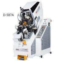 D-587A 全自动九爪油压前帮机 快速换爪