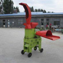 家用铡草粉碎机 小型揉丝铡草机 莱阳多功能粉碎机