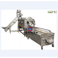 搜索土豆薯条切割清洗风干加工生产线 中央厨房球茎类加工设备