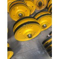起重抓斗专用滑轮组,3.2T轧制滑轮组,材质轧制、铸钢、灰铁,吊钩组用,亚重