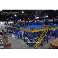 隔层货架|仓库隔层铁架定制|车间二层阁楼搭建|隔层货架