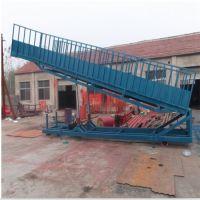 固定卸猪台 大型养猪场用卸猪升降机 饲养场用卸猪液压升降台