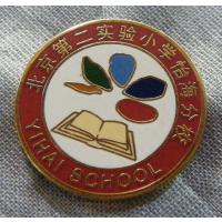 莱芜制作徽章单价聊城铜材质纪念胸牌订做厂家