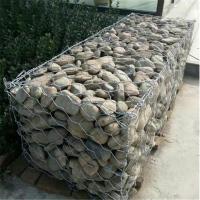 供应步鑫防洪铅丝石笼网箱@水利河道护坡专用