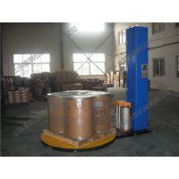 化工桶拉伸膜缠绕机 包装紧凑 环保防污染