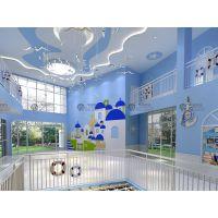 深圳新幼儿园装潢设计 新装修早教机构每平米价格
