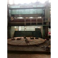 6.3米青岛永立双柱立式车床CK5263