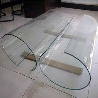 东莞热弯玻璃生产厂家供应热弯玻璃柜手机柜台玻璃欢迎来图加工